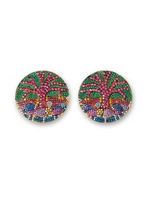 Colour Gems Earrings