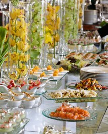 This is what a typical brunch at FSLisbon looks like