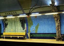Parque - Metro Station