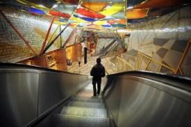 - Metro Station