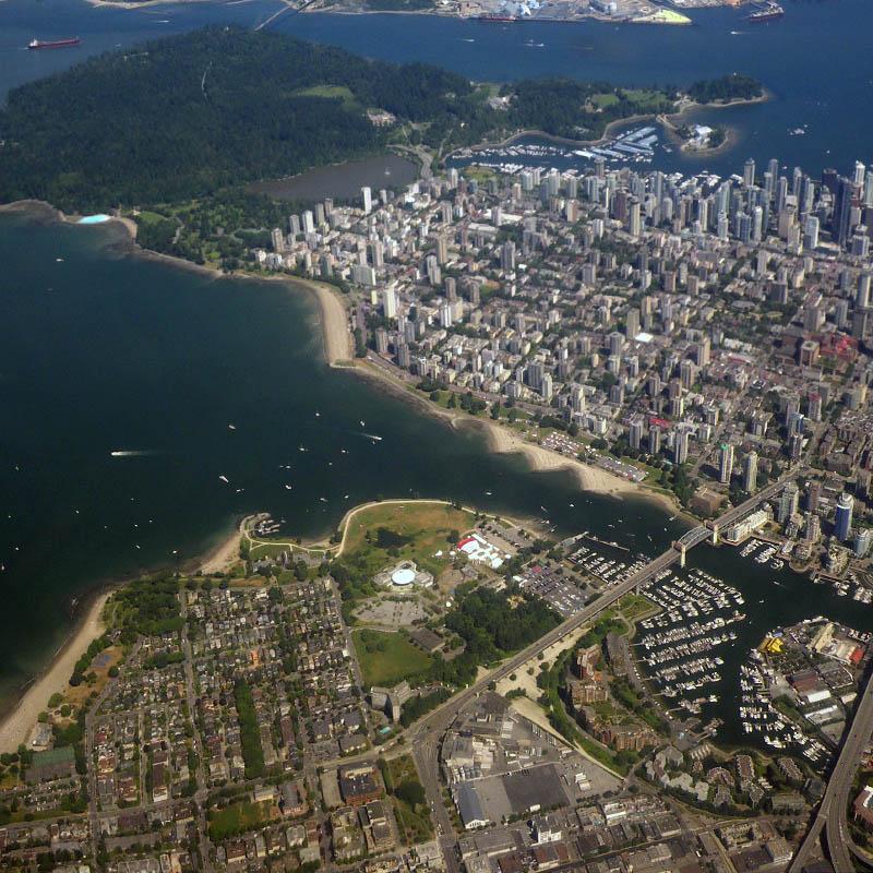 Bard Beach Proposed Enhancements Vanier Park