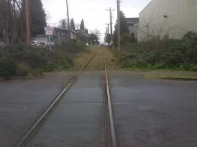 Arbutus CP Rail line work 11-Jan-2016 (18)