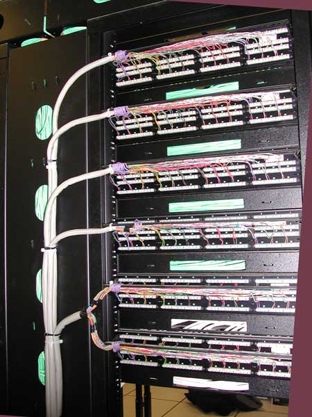 Cat5 Network Cable Wiring Diagram Voice Networking Equipment