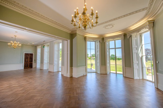 The Terrace Room at Hylands