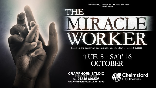 A poster for The Miracle Worker