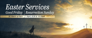 Easter Services at City Life Church. Resurrection Sunday