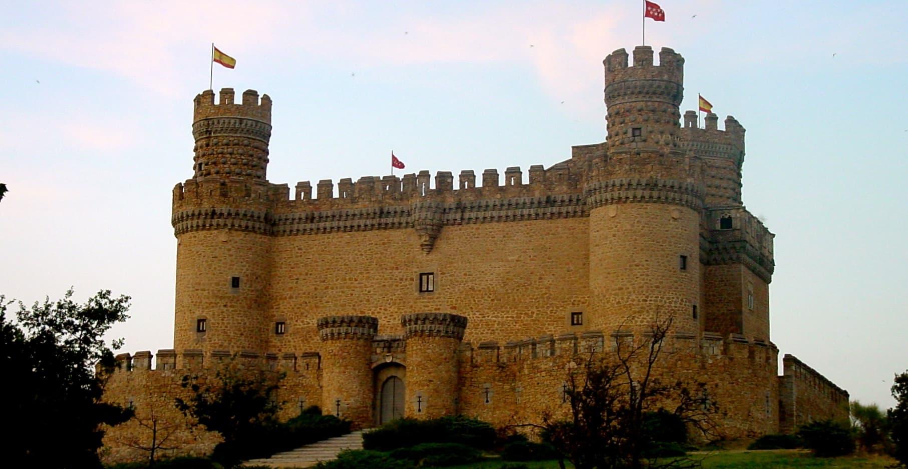 9 Medieval Castles In & Around Madrid!  Citylife Madrid