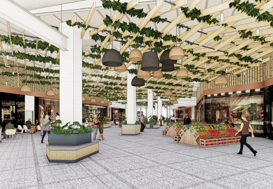 CAIRNS CENTRAL REDEVELOPMENT POWERING AHEAD