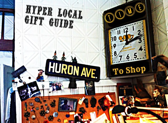 Hyper Local Gift Guide