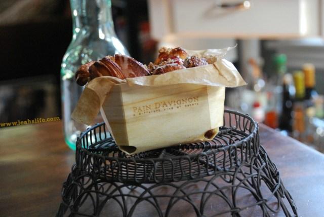 croissant sweet monkey bread