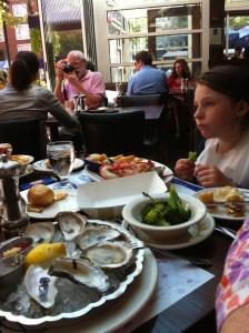 Legal Seafood Harvard Square