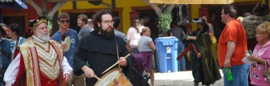 Medieval Festivals are Many:  King Richard's Faire is One