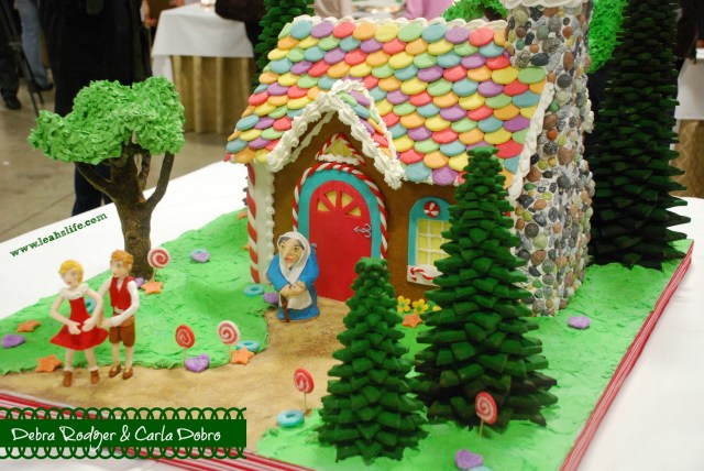 hansel and gretel gingerbread