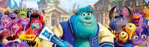 Unwrap the Layers of Monsters University this Holiday