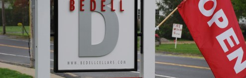 Bedell Cellars: North Fork Long Island