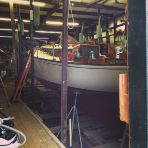 Wooden Boat Works