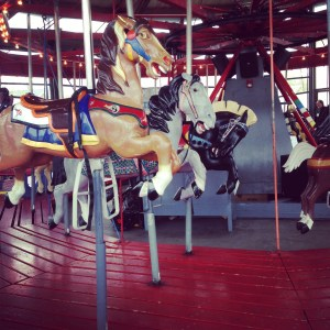Carousel in Greenport Long Island