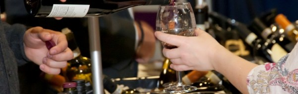 Wine, Would You Be My Valentine?: Boston Wine Expo