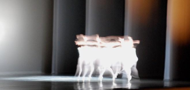 Boston Ballet Principal, Dusty Button in motion.
