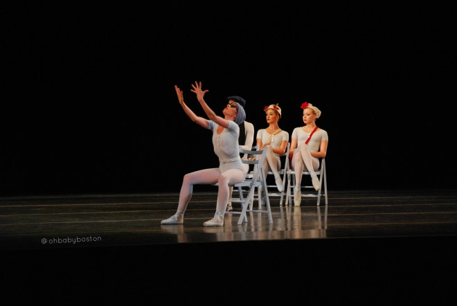 Jerome Robbins The Concert (Or, The Perils of Everybody).