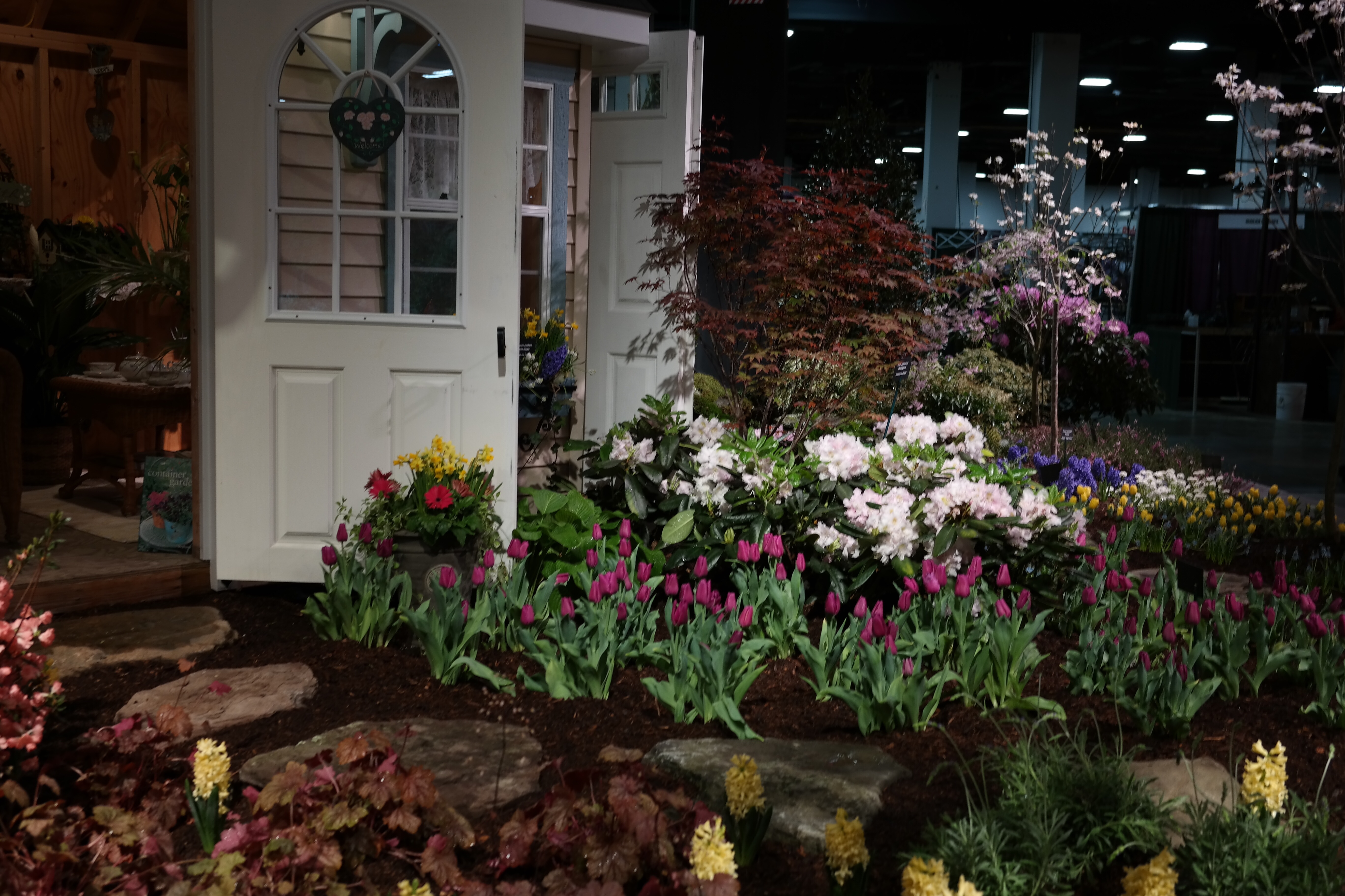 Boston flower garden show nurtured by nature city living boston for Boston flower and garden show 2017