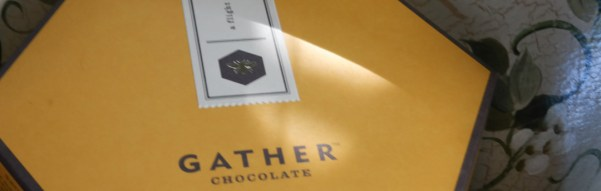 Bee Nice: Gather Chocolate from Harbor Sweets