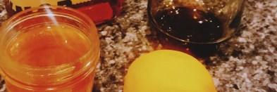 Recipe to Soothe a Sore Throat: Lemon Bourbon Elixir