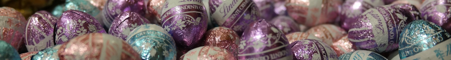 Lindt Store:  Easter Bunny Heaven