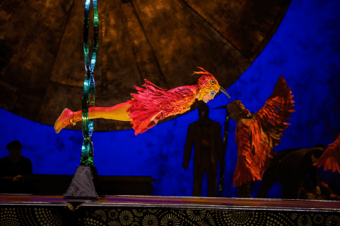 Cirque Du Soleil: Luzia Giveaway