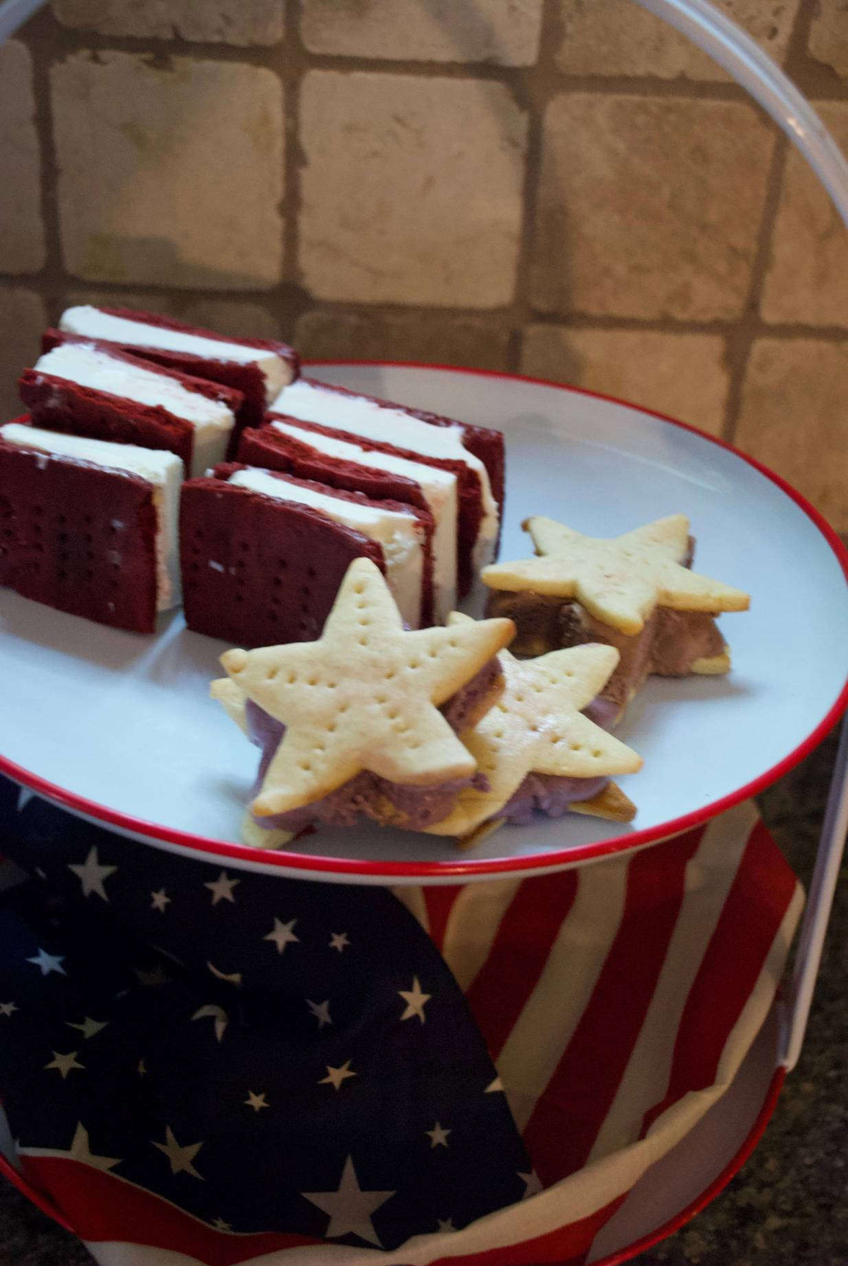 White Star Ice Cream Sandwich Recipe