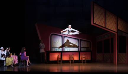 Genius at Play: Robbins & Boston Ballet