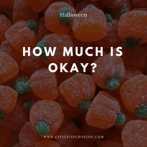 How Much Halloween Candy is the Right Amount?