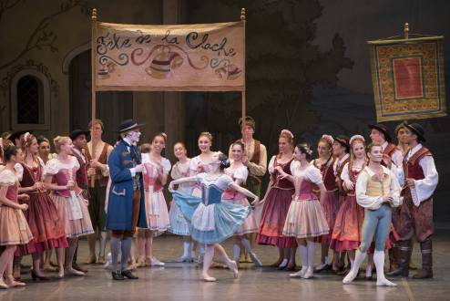 Dancing, Dolls, and Spring Fever: Boston Ballet Dances Coppélia