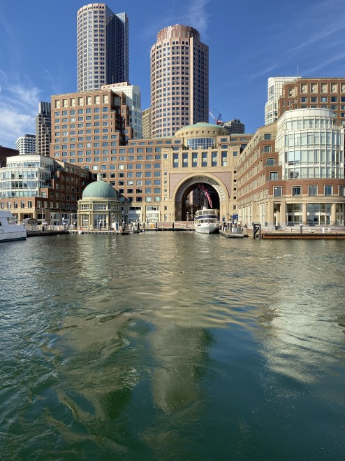 Cruise Boston: Classic Harbor Line Cruises