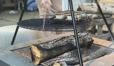 Cooking with Fire: Beyond S'Mores with Wayfair * Sponsored