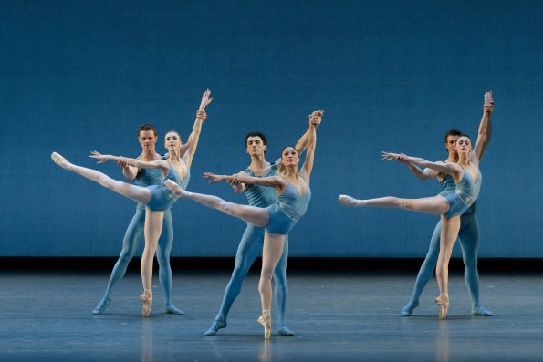 Boston Ballet in Jorma Elo's Creatures of Egmont