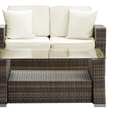 Lexmod Monterey Outdoor Wicker Rattan Sectional Sofa Set Leather With Sleeper Furniture Sets City Living Design Arrive
