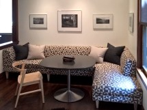 Residential Banquette Installations - City Living Design