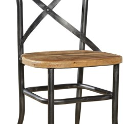 Chair Design Iron Lowes Shower Vintage Industrial Chairs City Living Jen