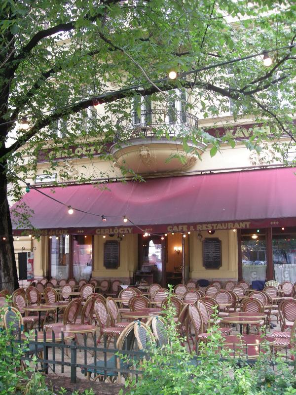 Budapest: Café Culture (3/6)