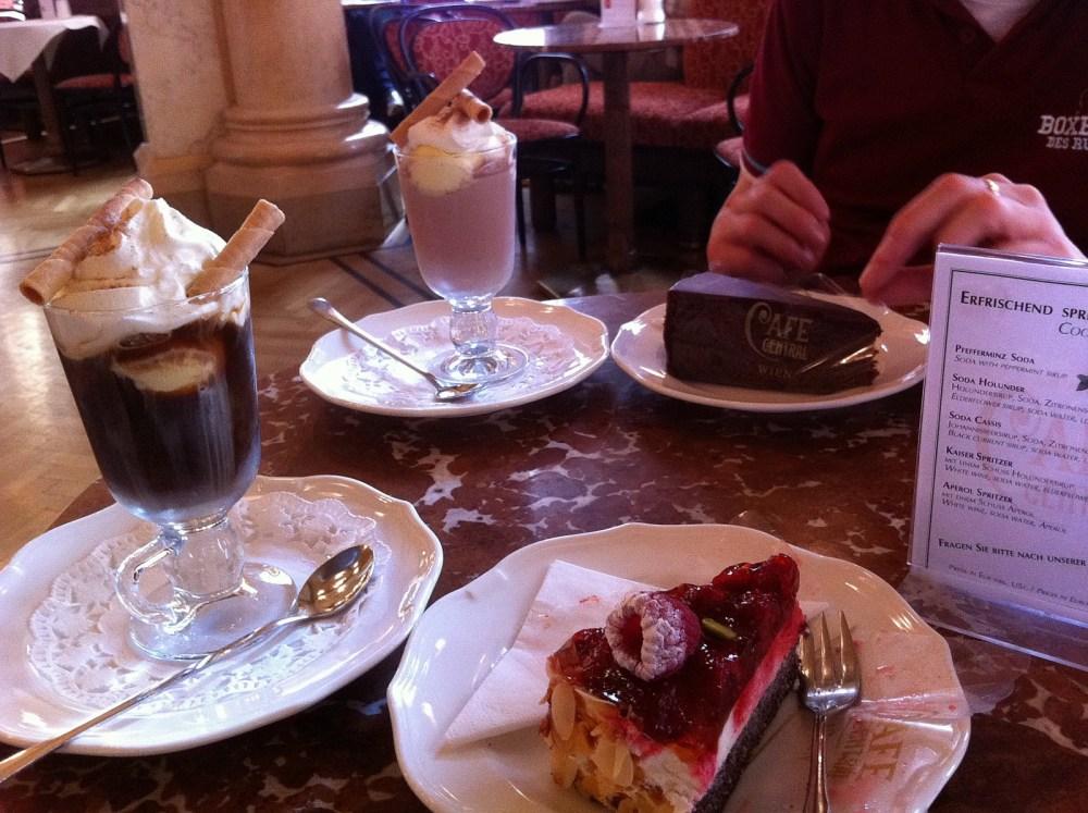 Vienna, Cake City (3/6)