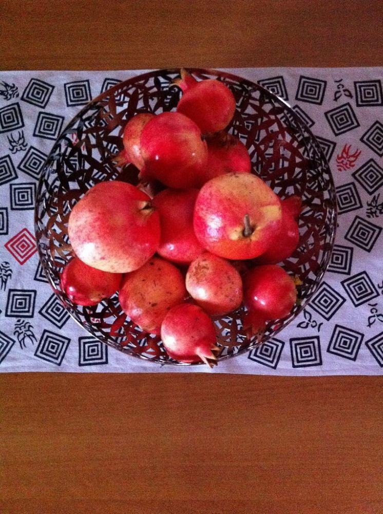 Pomegranate Season (2/4)