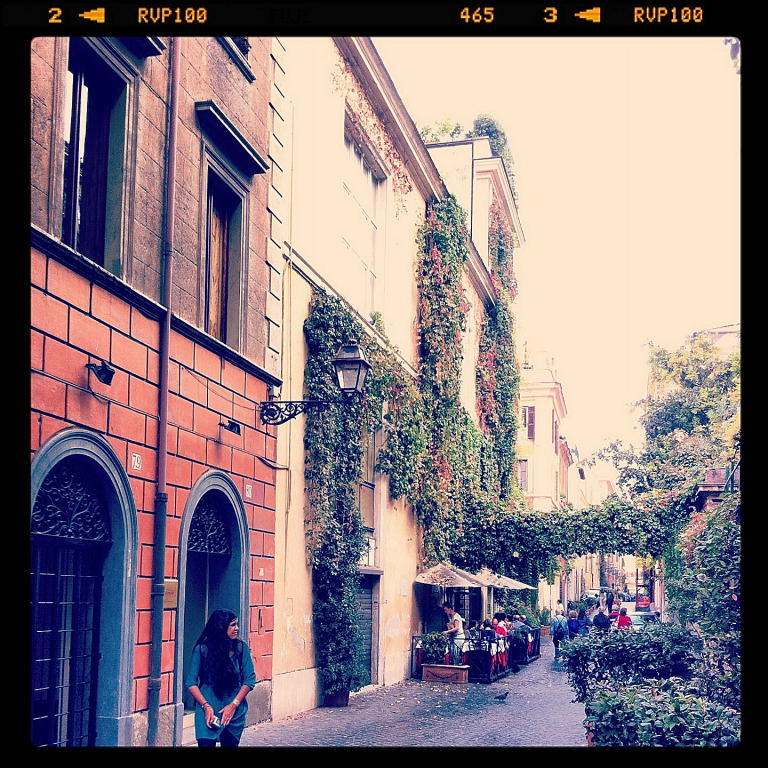 Via Margutta, Rome (3/5)