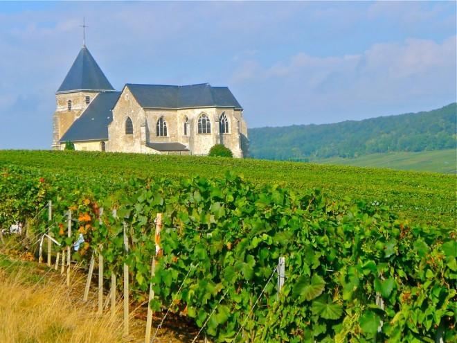 Regija Šampanja-Ardeni.