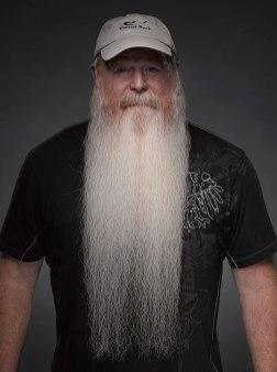 Greg Anderson - moške brke / Prvenstvo moških brk
