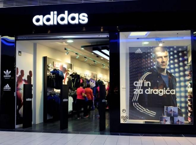 Ljubitelji znamke Adidas boste na svoj račun prišli tudi v Celju.