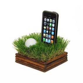 Iphone stojala / Kreativni dodatek za delovno mizo