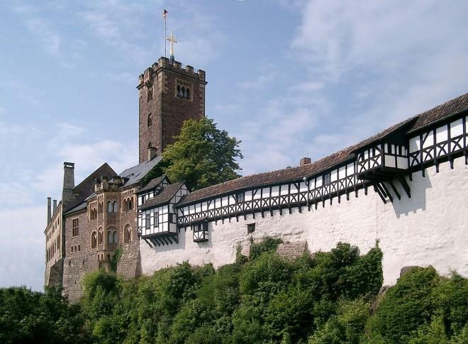 Razstava Wagneriana v Eisenachu.