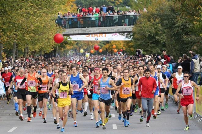 Münchenski maraton.