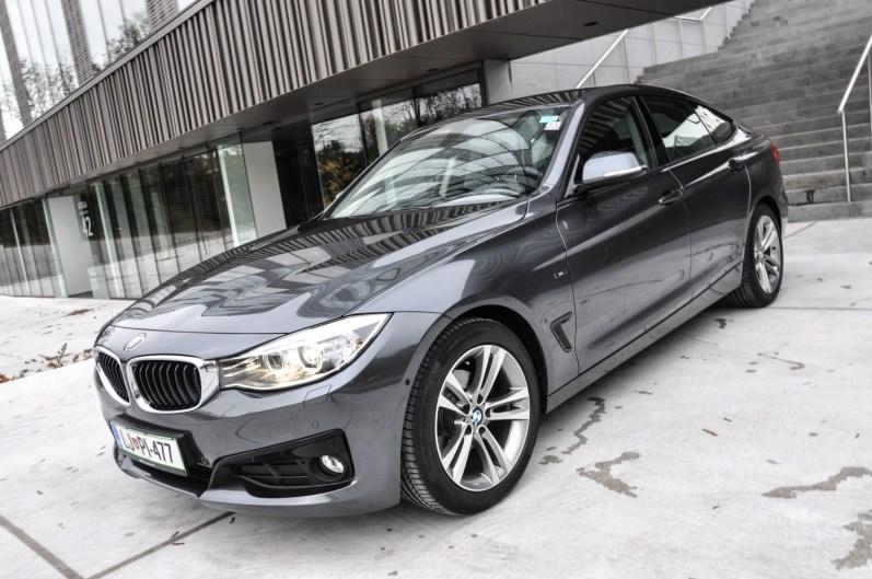 BMW 3GT - Gran Turismo - Avtomobil, ki zaradi svojega koncepta in oblike cilja tudi na zahtevni kitajski trg.